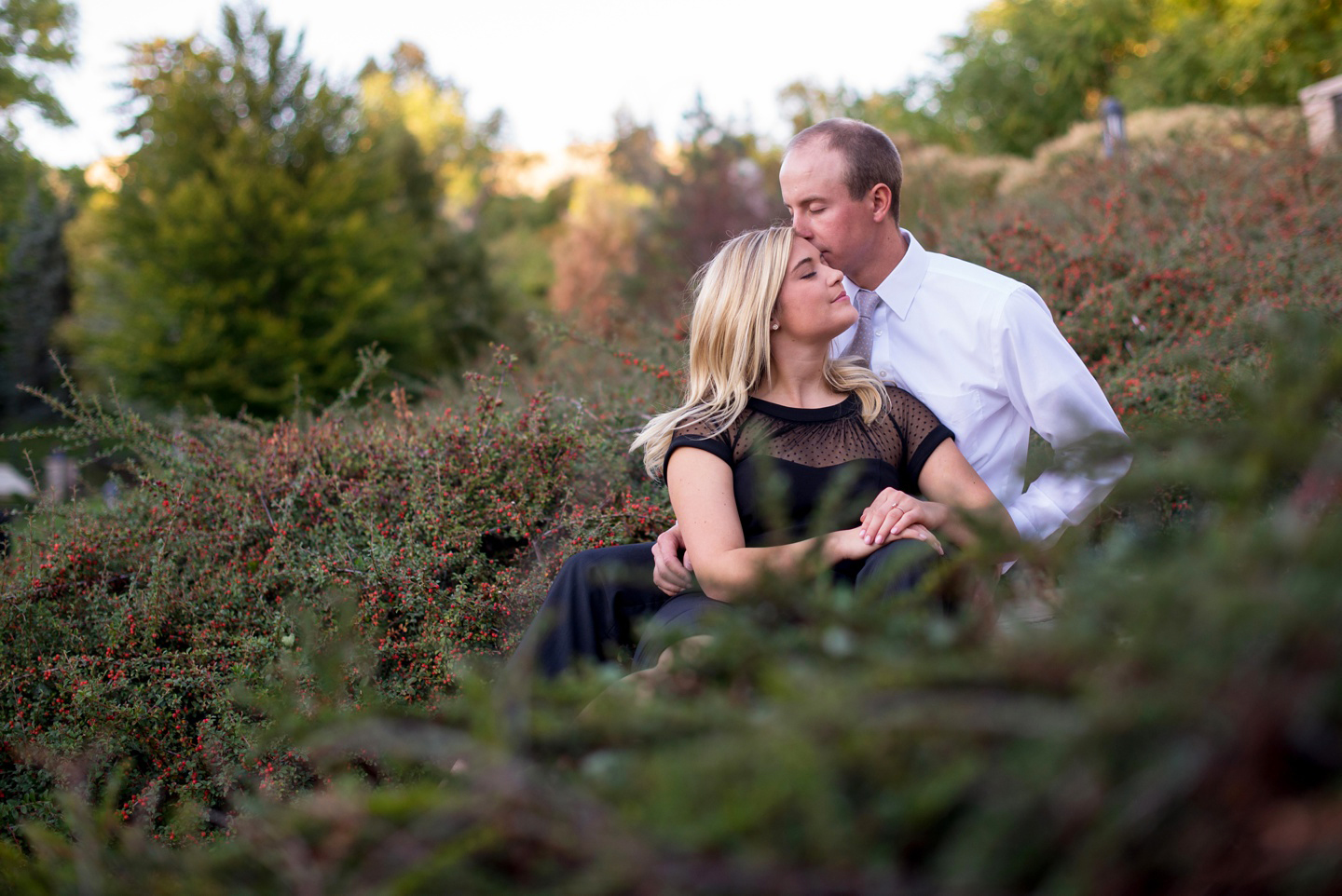 Jordan and Leo Engagement Photography by The Aperture Company